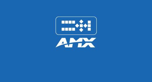 AV AMX Panel