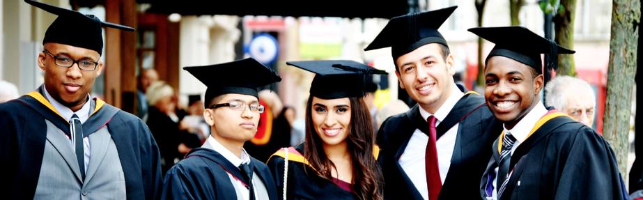 Graduation ceremonies - University of Wolverhampton