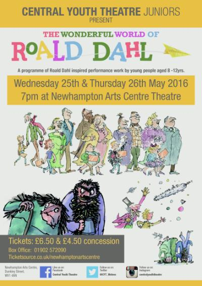 The Wonderful World of Roald Dahl