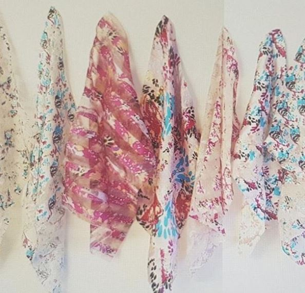 Victoria Bratt - Textiles and Surface Pattern