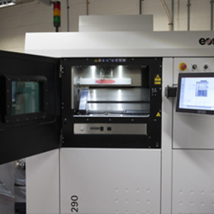 Direct Laser Metal Sintering – Electro Optical System (EOS) M270 and M290