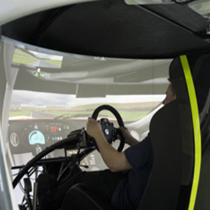 Visualisation Centre - Motorsport, VR and Immersive simulations equipment