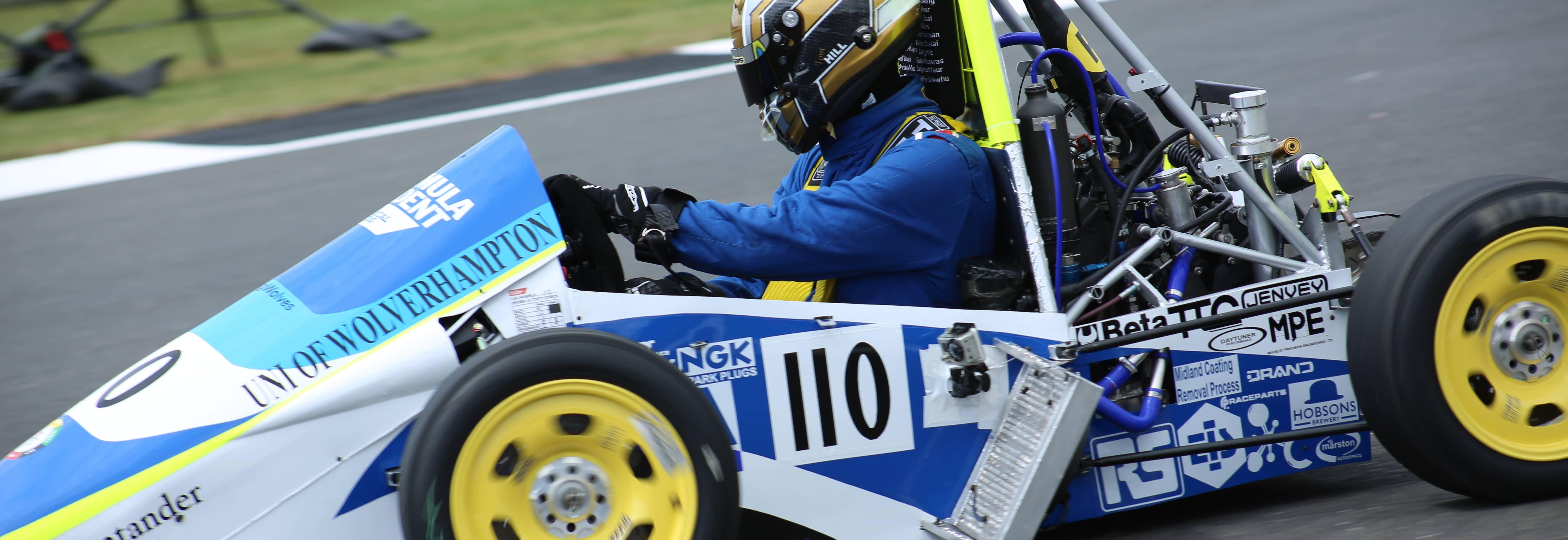 Formula Student - University of Wolverhampton