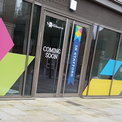 New University centre opens its doors in Stafford & November 2017 - New University centre opens its doors in Stafford ...