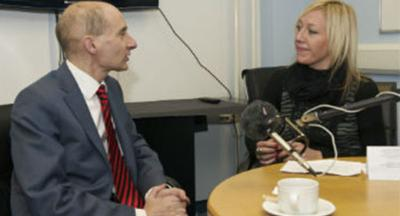 Lucy Olafsson interviews Lord Adonis