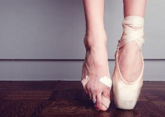 Ballet Shoes - D is for Deficiency