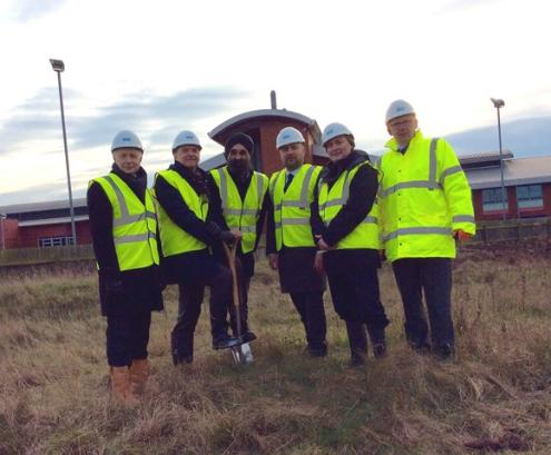 Contractor starts works on Science Park redevelopment