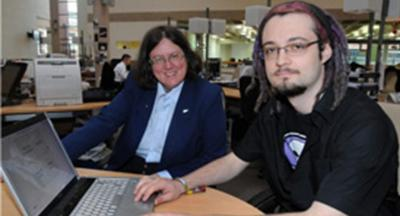 Student designs new software for stroke patients