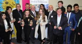 Young Enterprise Award Winners