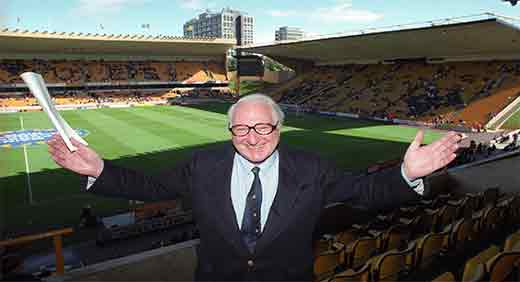 Sir Jack Hayward button